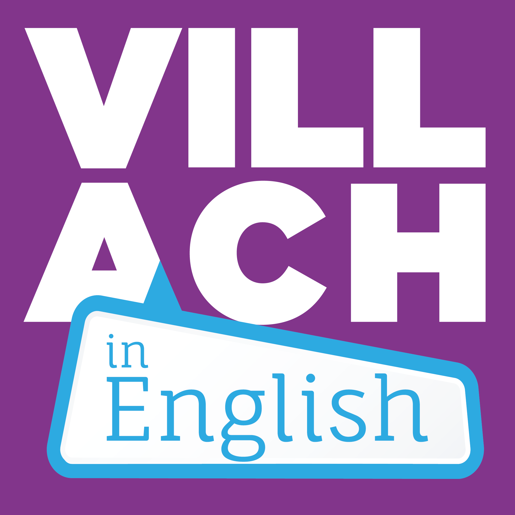 Villach in English - Media partner of Women in Data Science Villach.