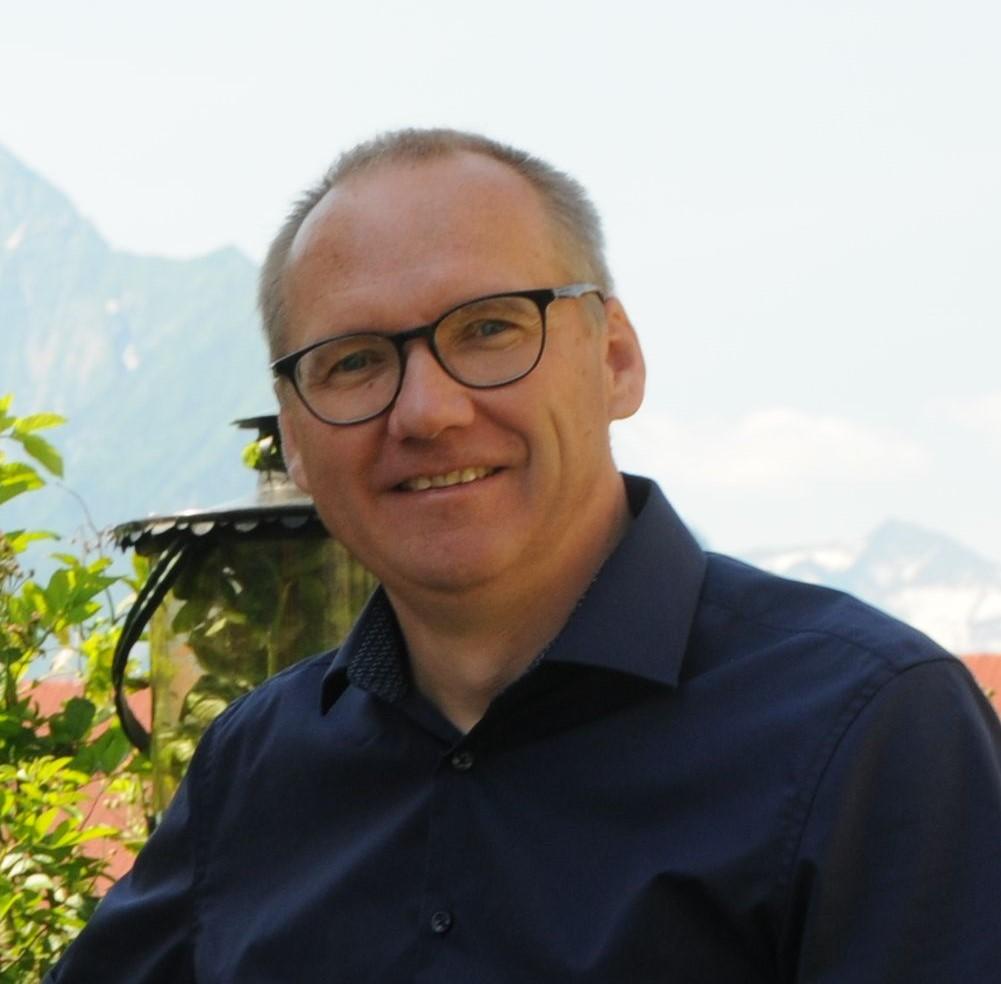 Christoph Ungermanns - WiDS Villach Organization Team
